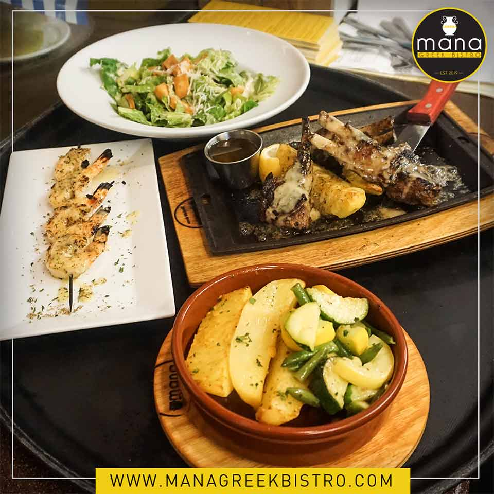 Greek Restaurant in Boynton Beach | Mana Greek Bistro